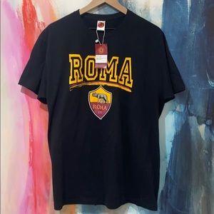 🔥NWT🔥Roma FC Soccer T-shirt.